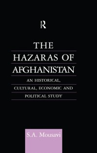 Cover Hazaras of Afghanistan