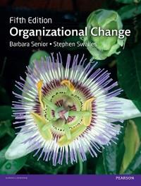 Cover Organizational Change