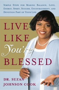 Cover Live Like You're Blessed