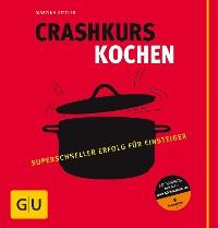Cover Crashkurs Kochen
