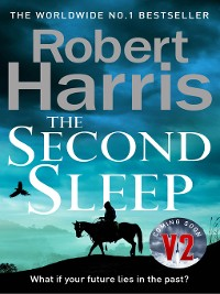 Cover The Second Sleep