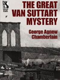 Cover The Great Van Suttart Mystery