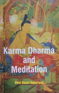 Cover Karma Dharma and Meditation