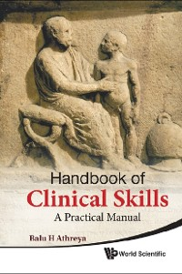 Cover Handbook Of Clinical Skills: A Practical Manual