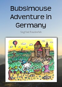 Cover Bubsimouse Adventure in Germany