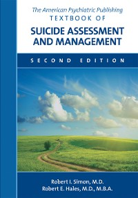 Cover The American Psychiatric Publishing Textbook of Suicide Assessment and Management
