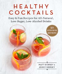 Cover Healthy Cocktails
