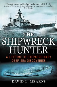 Cover The Shipwreck Hunter