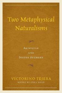 Cover Two Metaphysical Naturalisms