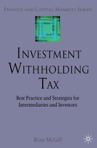 Cover Investment Withholding Tax