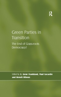 Cover Green Parties in Transition