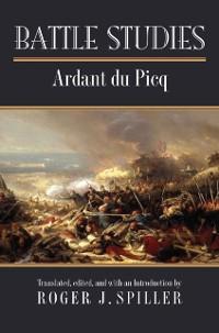 Cover Battle Studies