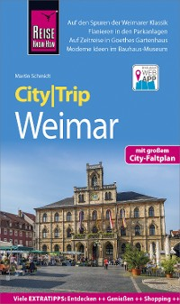 Cover Reise Know-How CityTrip Weimar