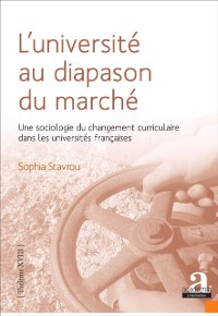Cover L'universite au diapason du marche