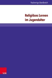 Cover Religiöses Lernen im Jugendalter