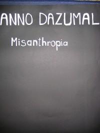 Cover Misanthropia