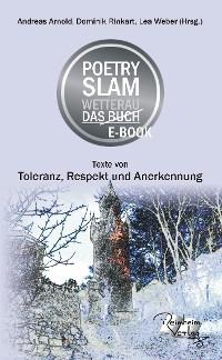 Cover Poetry Slam Wetterau - das Buch