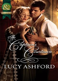 Cover Captain's Courtesan (Mills & Boon Historical)