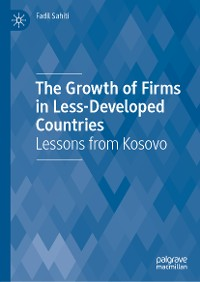 Cover The Growth of Firms in Less-Developed Countries