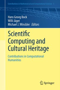Cover Scientific Computing and Cultural Heritage