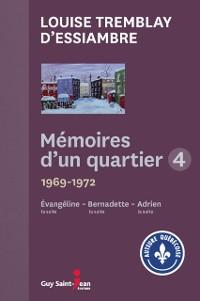 Cover Memoires d'un quartier 4