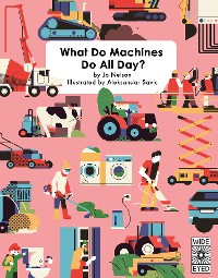 Cover What Do Machines Do All Day