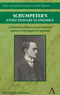 Cover Schumpeter's Evolutionary Economics