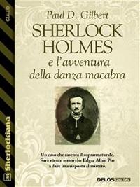 Cover Sherlock Holmes e l'avventura della danza macabra