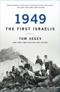 Cover 1949 the First Israelis