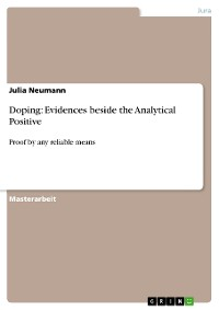 Cover Doping: Evidences beside the Analytical Positive