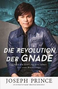 Cover Die Revolution der Gnade