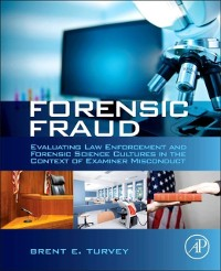 Cover Forensic Fraud