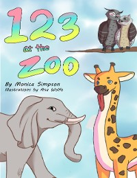 Cover 123 At the Zoo