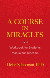 Cover A Course in Miracles