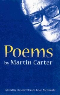 Cover Poems by Martin Carter