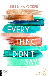 Cover Everything I Didn't Say