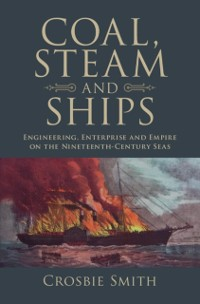 Cover Coal, Steam and Ships