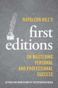 Cover Napoleon Hill's First Editions