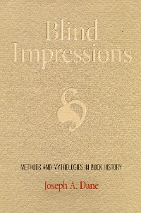 Cover Blind Impressions