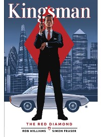 Cover Kingsman: The Red Diamond