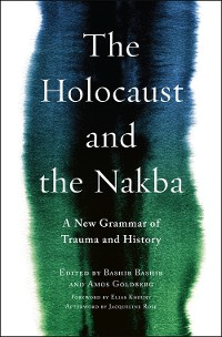 Cover The Holocaust and the Nakba