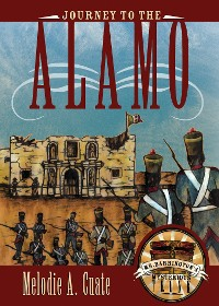 Cover Journey to the Alamo