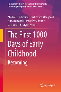 Cover The First 1000 Days of Early Childhood