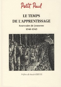 Cover Le temps de l'apprentissage