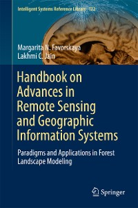 Cover Handbook on Advances in Remote Sensing and Geographic Information Systems