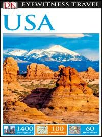 Cover DK Eyewitness Travel Guide USA