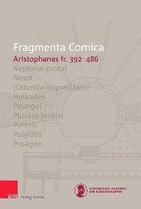 Cover FrC 10.7 Aristophanes fr. 392-486