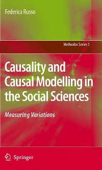 Cover Causality and Causal Modelling in the Social Sciences