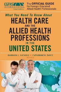 Cover The Official Guide for Foreign-Educated Allied Health Professionals