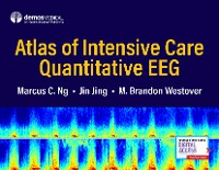 Cover Atlas of Intensive Care Quantitative EEG